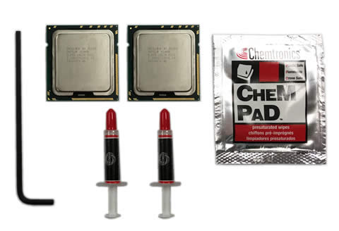 3.46GHz 12 Core X5690 CPUアップグレードキット for Mac Pro 2010-2012