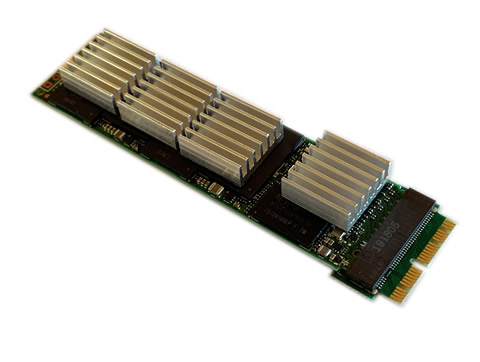 Intel 660P 2TB NVME PCIe SSD for Mac Pro Late 2013/Mac mini Late 2014