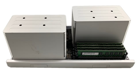 Mac Pro Early 2009用 プロセッサーボード 2.26GHz 8 Core 16GB