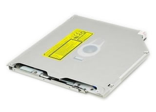 Unibody MacBook, MacBook Pro Mid 2009以降用 DL対応 8x SuperDrive<br>GS41N