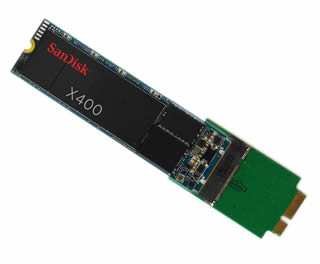 SanDisk X400 1TB SSD for MacBook Air 2010/2011