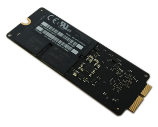 Apple純正 Samsung 1TB PCie SSD for MacBook Pro Retina Late 2013-Mid 2015(SM1024G 1.5GB/s 高速版)