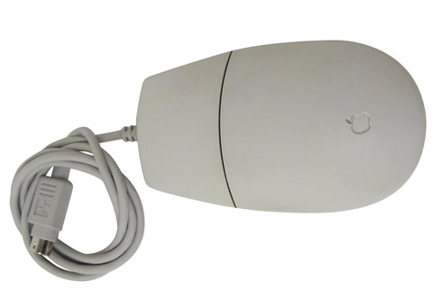 Apple Desktop Bus Mouse II 丸マウス