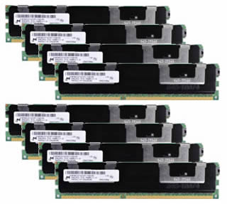 64GB キット 8GBx8 DDR3 PC3-10600 1333MHz ECC Registered Samsung/Micron純正