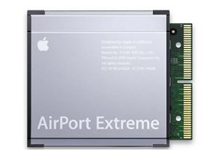 Apple AirPort Extreme カード(AirMac Extremeカード米国版)