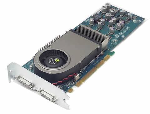 nVIDIA GeForce 6800 GT 256MB