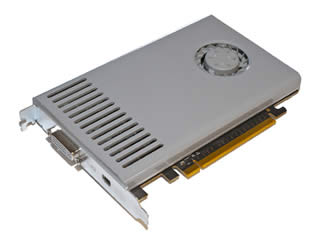 nVIDIA Geforce GT 120 512MB PCI Express 2.0 for Mac Pro 2008-Mid 2012