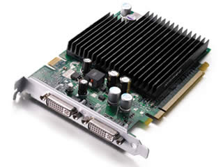 nVIDIA Geforce 7300 GT 256MB PCI Express for Mac Pro